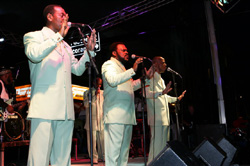 Russell Thompkins JR and The New Stylistics